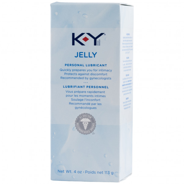 KY Jelly Vattenbaserat Glidmedel 113 ml  3