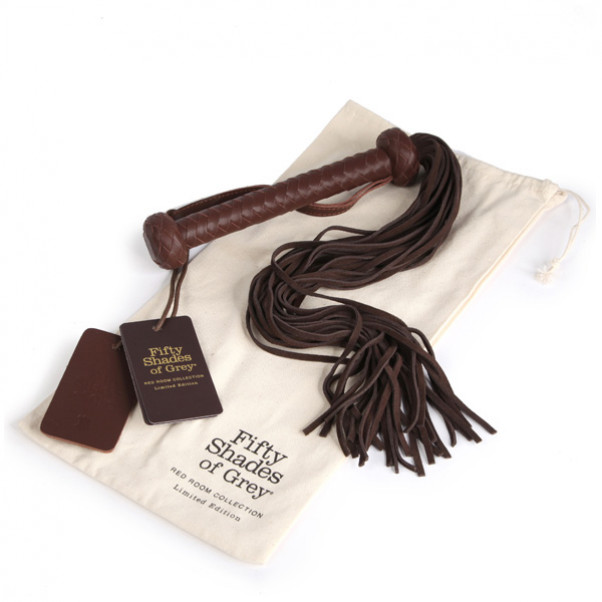 Fifty Shades of Grey Red Room Collection Flogger