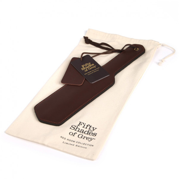 Fifty Shades of Grey Red Room Collection Paddle