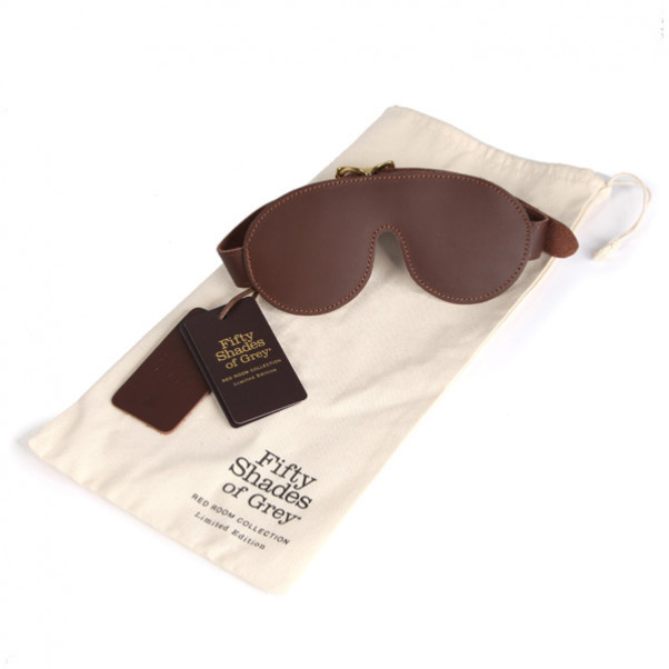 Fifty Shades of Grey Red Room Collection Blindfold