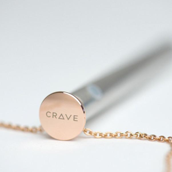 Crave Vesper Halsband med Vibrator  3