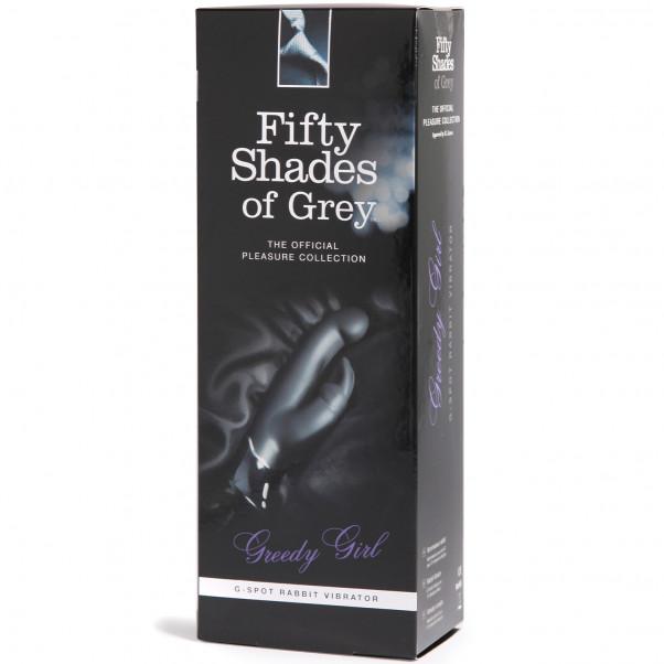 Fifty Shades of Grey Greedy Girl G-punkts Rabbitvibrator  3