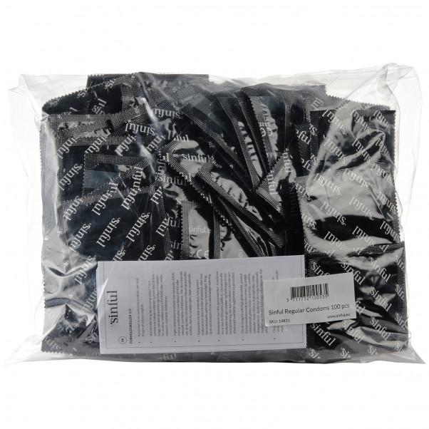 Sinful Regular Kondomer 100-pack  90