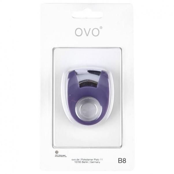 Ovo B8 Penisring Med Vibrator
