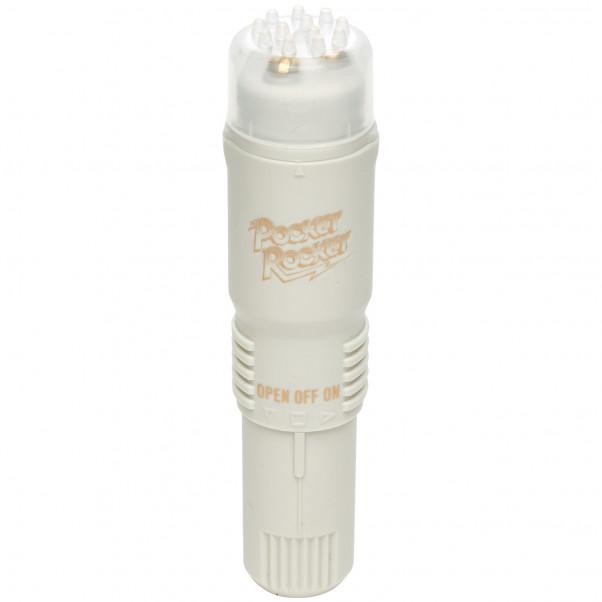 Doc Johnson Pocket Rocket The Original Mini Vibrator - TESTVINNARE  1