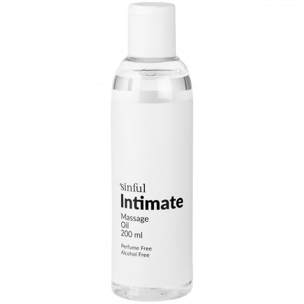 Sinful Intim Massageolja 200 ml  1