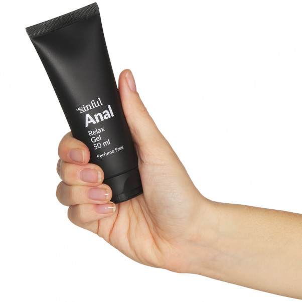 Sinful Anal Relax Gel 50 ml  50