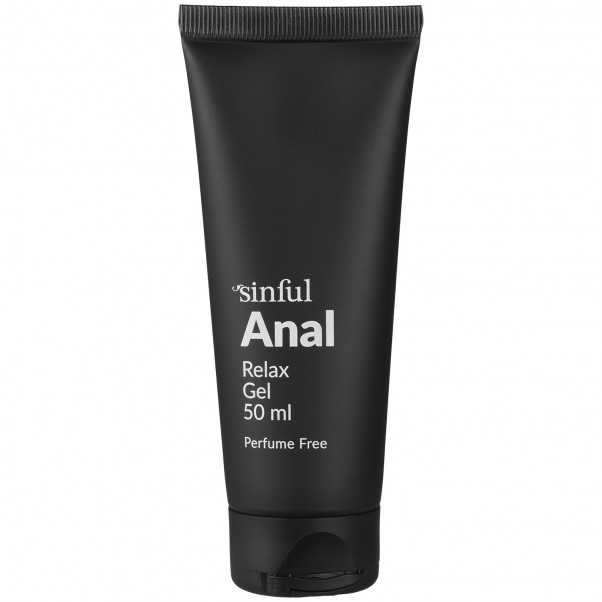 Sinful Anal Relax Gel 50 ml  1