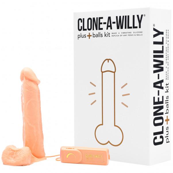 Clone-A-Willy Plus Balls Klona Din Penis bild på förpackningen 1