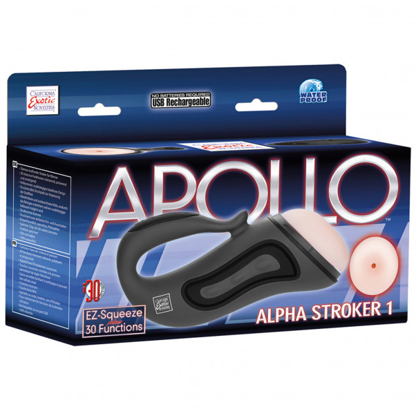 Apollo Alpha Stroker 1 Onaniprodukt  4