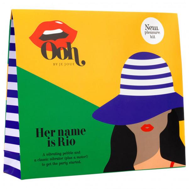 Ooh By Je Joue Rio Pleasure Set Till Henne  7