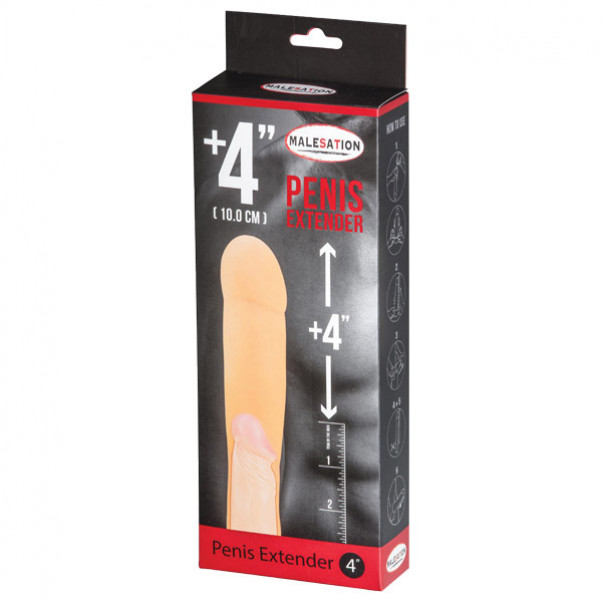 Malesation Penis Extender 10 cm