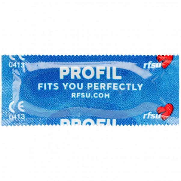 RFSU Profil Kondomer 10 pack  2