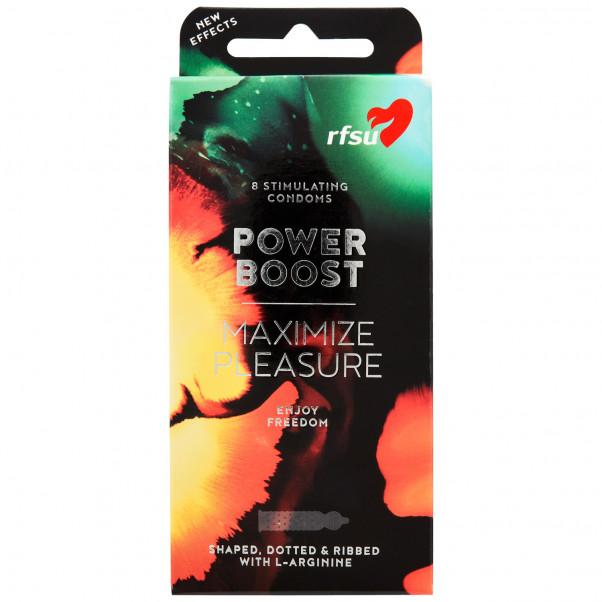 RFSU Power Boost Kondomer 8 st  1