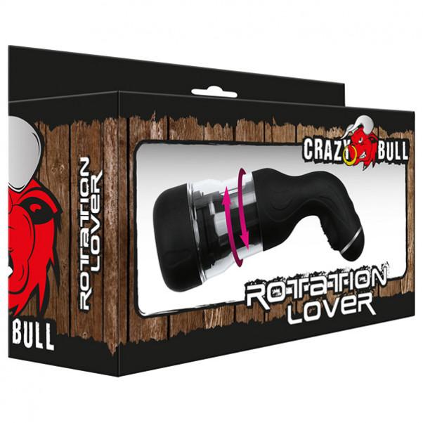 Crazy Bull Rotation Lover Masturbator