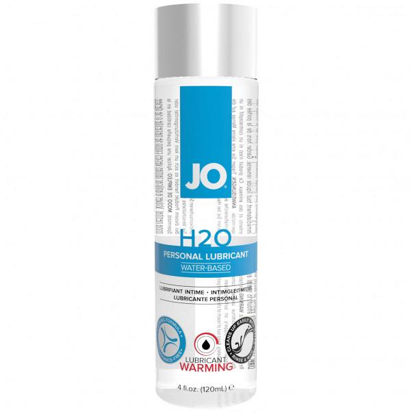 System JO H2O Värmande Glidmedel 120 ml  1