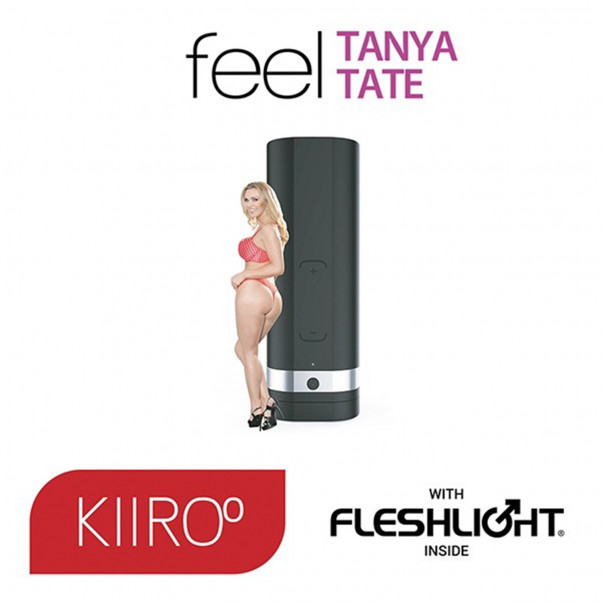 Kiiroo Onyx Teledildonic Masturbator Tanya Tate  6