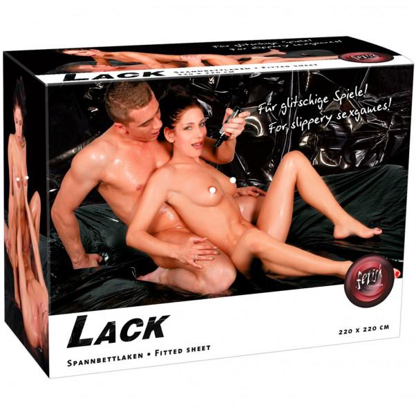 Orgy Formsydda Sexlakan i Vinyl 220 x 220 cm  4