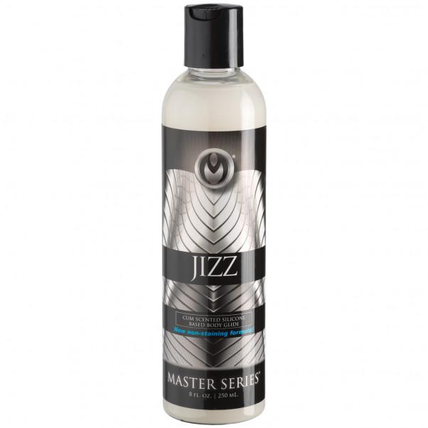 Master Series Jizz Hybrid Glidmedel 250 ml  1