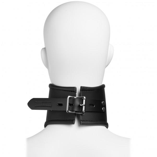 Strict Leather Locking Posture Collar Halsband produktbild 4