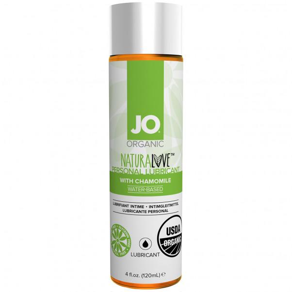 System JO Organic Ekologiskt Glidmedel 120 ml  1