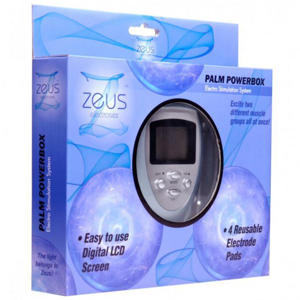 Zeus Palm Powerbox Elektro Sex Set  2
