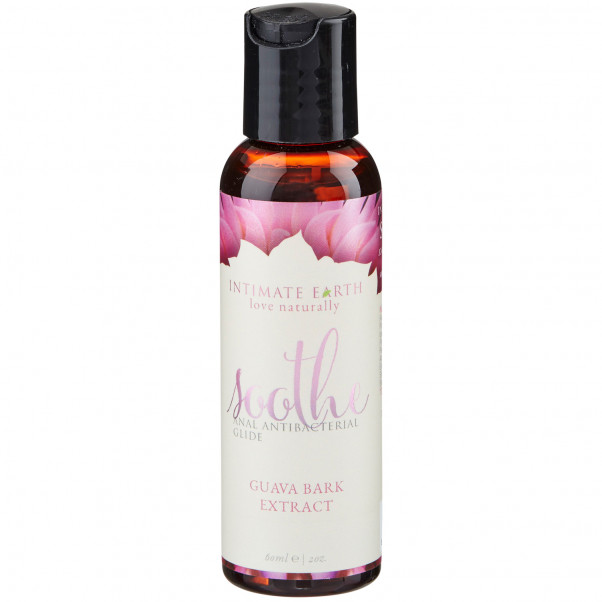 Intimate Earth Soothe Analt Glidmedel 60 ml  1