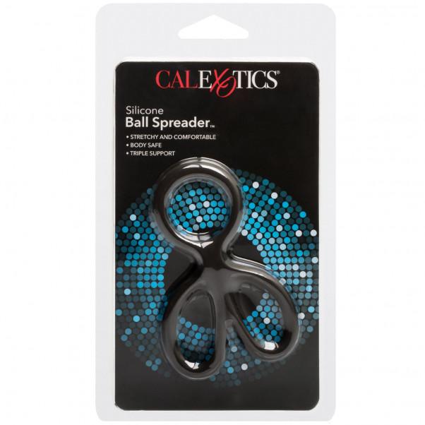 CalExotics Silikon Ball Spreader Penisring  4