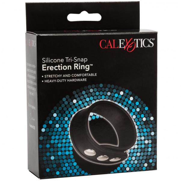 CalExotics Tri-Snap Erection Penisring  3