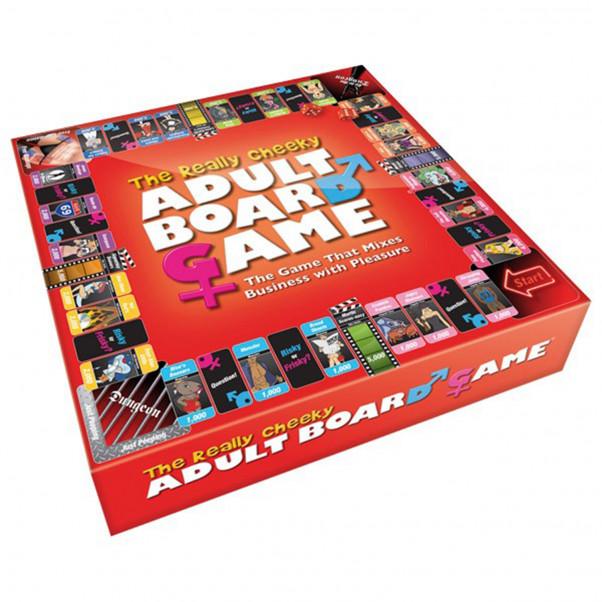 The Really Cheeky Brädspel  2