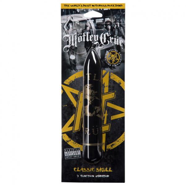 Mötley Crue Classic Skull 7 Funktion Bullet Vibrator