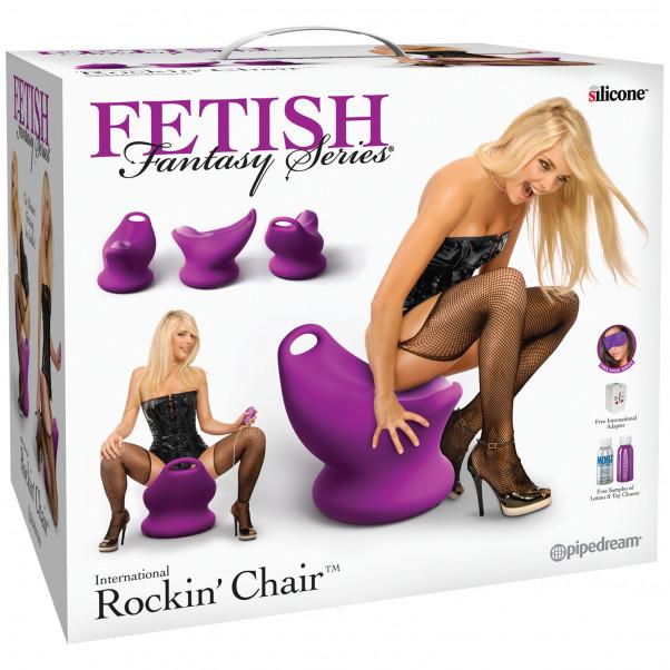 Fetish Fantasy International Rockin' Chair Sexstol  10