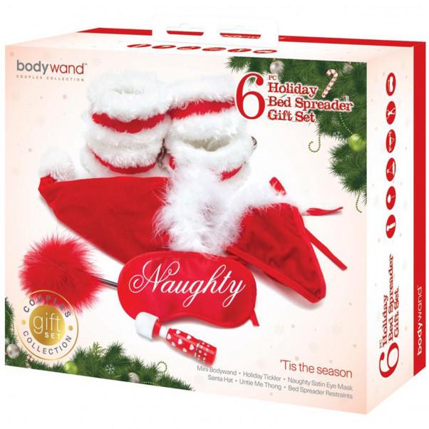 Bodywand Holiday Bed Spreader Julklapp Set  2