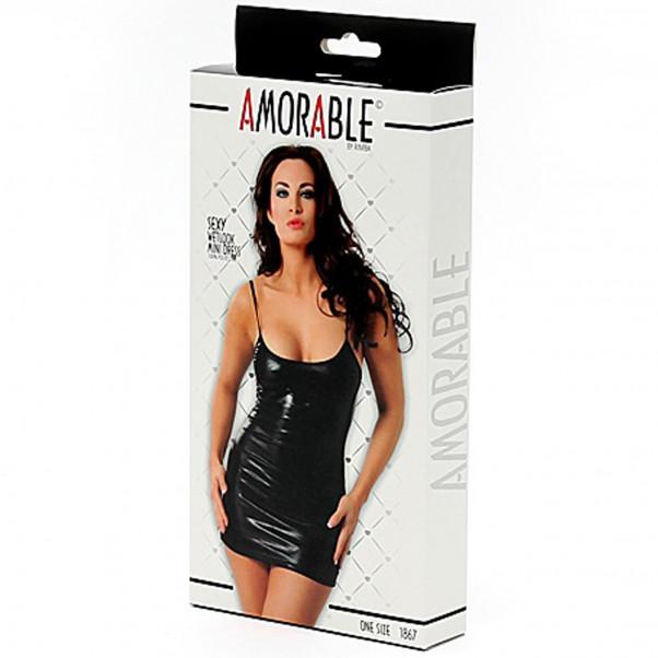 Amorable by Rimba Sexy Wetlook Minikjol  3