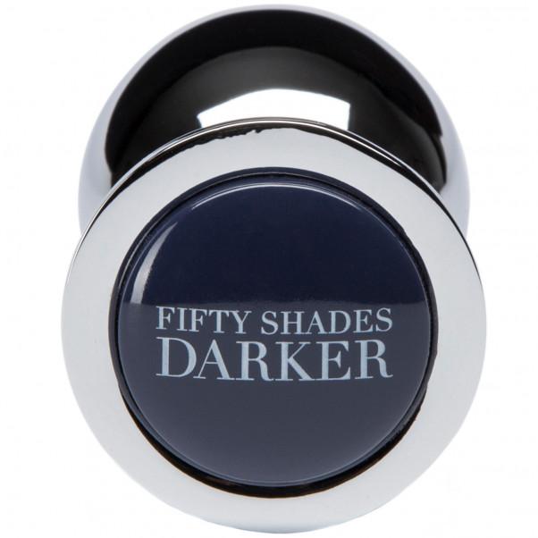 Fifty Shades Darker Beyond Erotic Stål Butt Plug  3