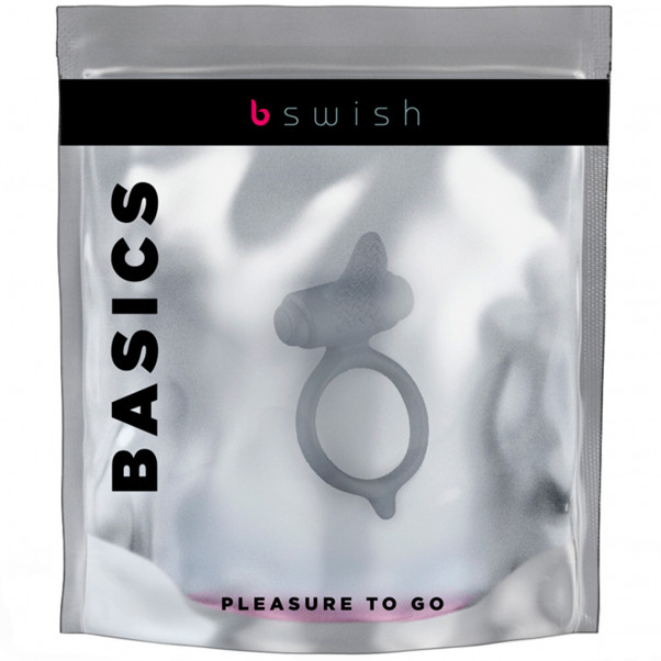 B Swish Bcharmed Classic Vibrerande Penisring  3