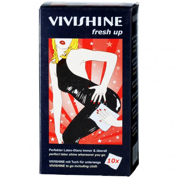 Vivishine Latex Fresh Up Servetter 10 st  100
