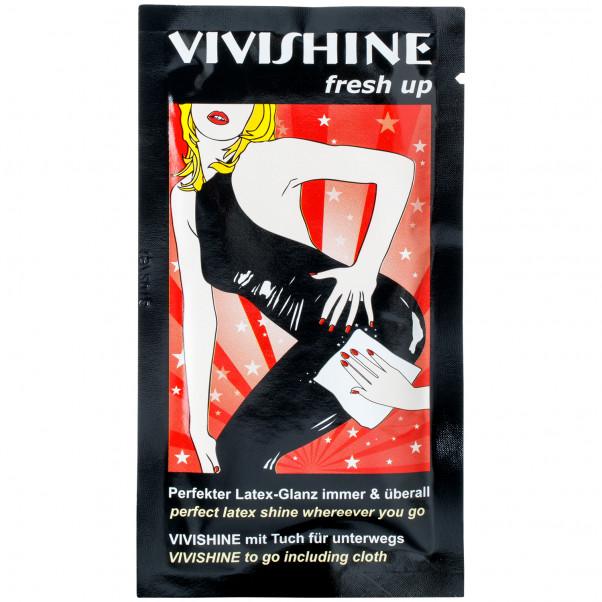 Vivishine Latex Fresh Up Servetter 10 st  1