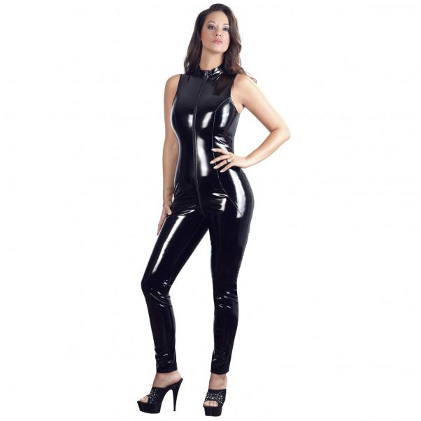 Black Level Jumpsuit med Krage  2