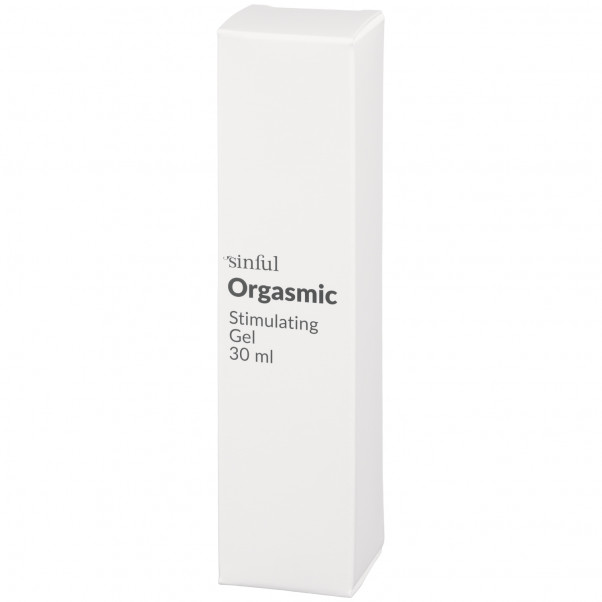 Sinful Orgasmic Stimulerande Gel 30 ml  90