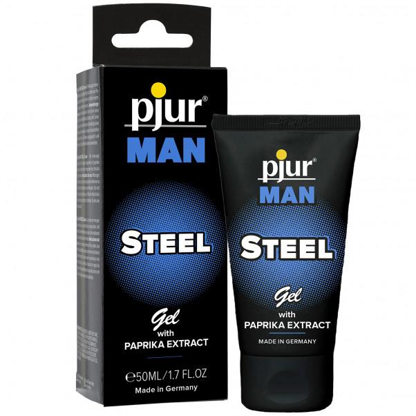 Pjur Man Steel Massage Gel 50 ml  1