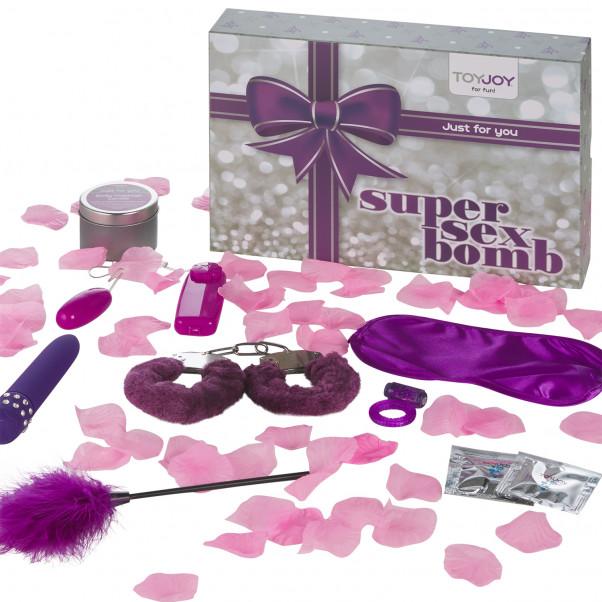Toy Joy Super Sex Bomb Par Set bild på förpackningen 1