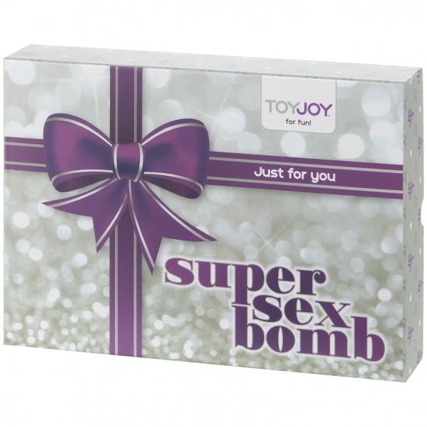 Toy Joy Super Sex Bomb Par Set bild på förpackningen 90
