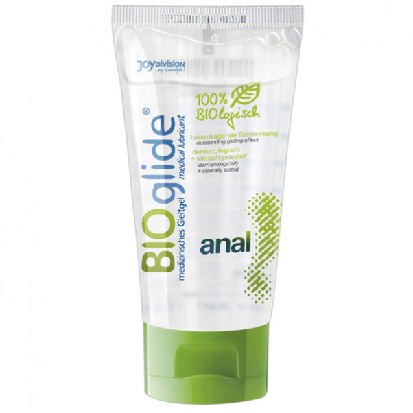 Joydivision BIOglide Analt Glidmedel 80 ml  1