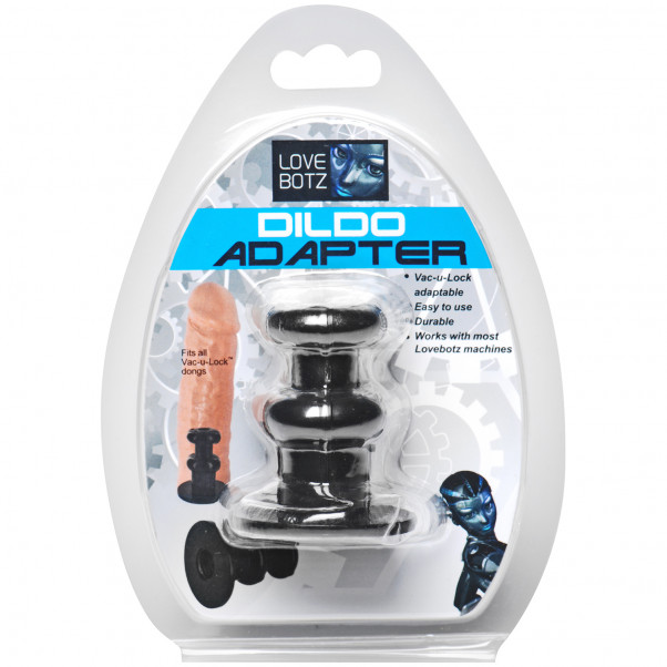 LoveBotz Sex Machine Dildoadapter  10