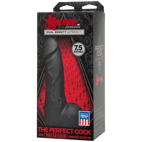 Kink Dual Density Ultraskyn The Perfect Cock Dildo 19 cm  5