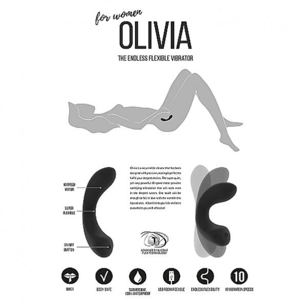 Jil Olivia G-punktsvibrator