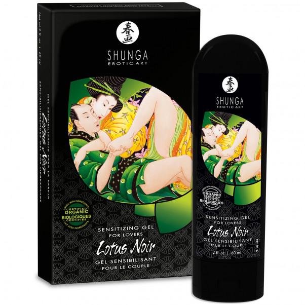 Shunga Lotus Noir Stimulerande Gel 60 ml  2