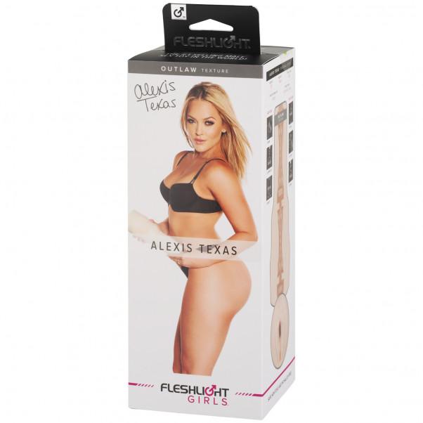 Fleshlight Girls Alexis Texas Outlaw Produktförpackning 90
