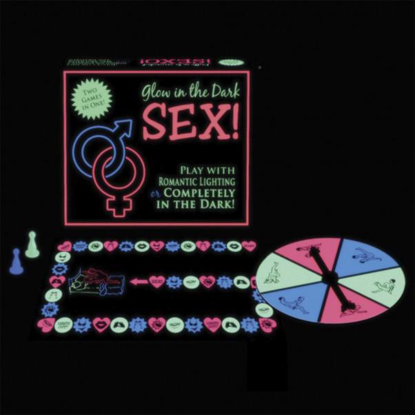 Glow in the Dark SEX Spel  2